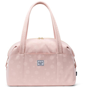 Herschel Strand Small Tote polka cameo rose
